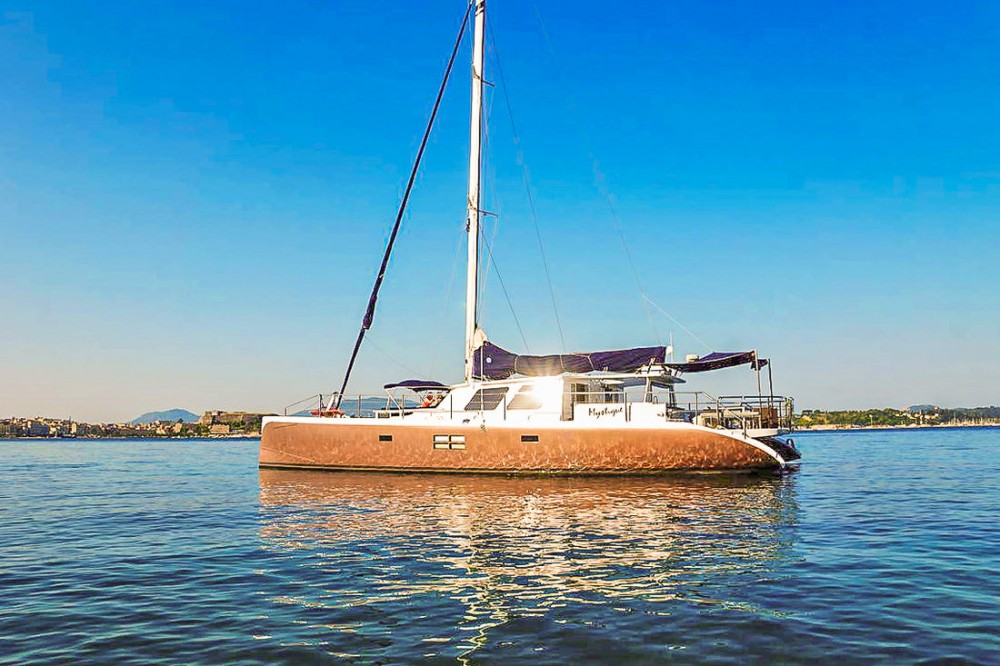 Rent a Caribe Caribe 69 Catamaran Corfu