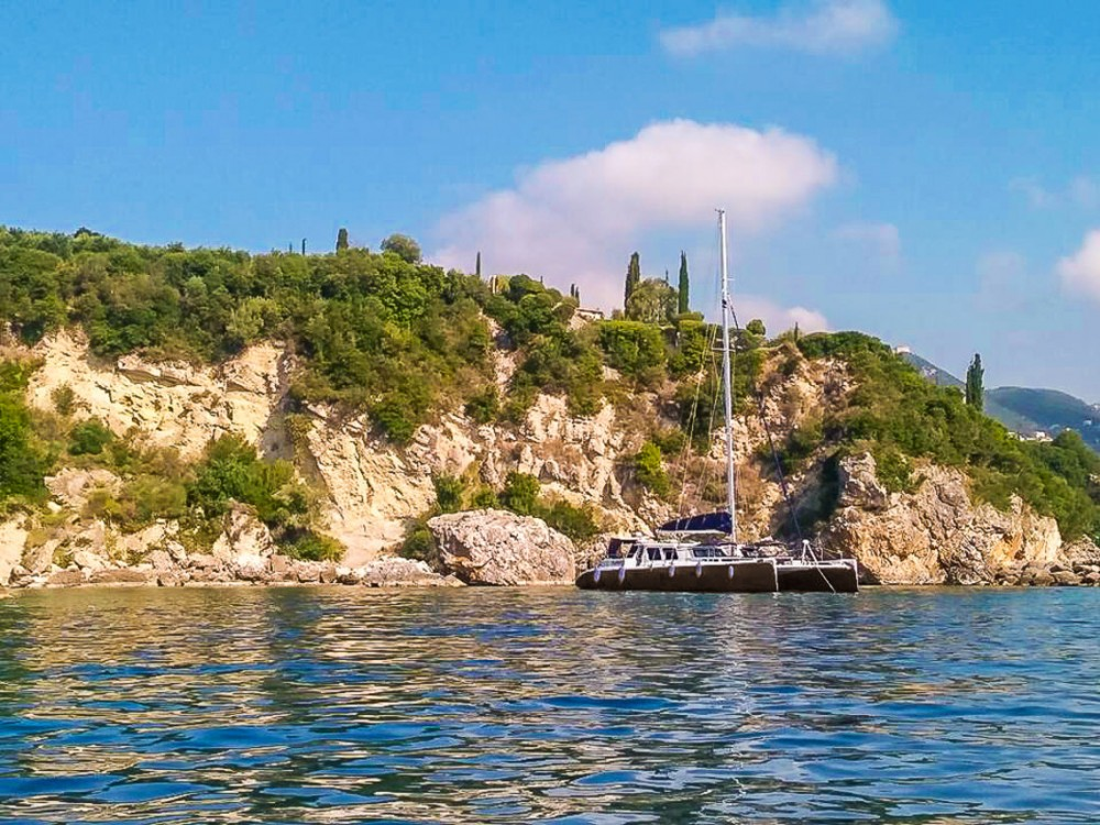 Rental Catamaran in Corfu - Caribe Caribe 69 Catamaran