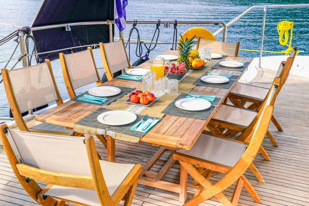 Hire Catamaran with or without skipper Caribe Corfu