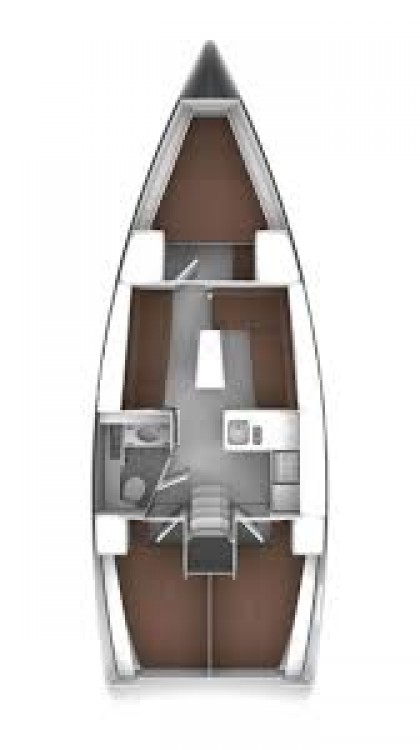 Rental yacht South Aegean - Bavaria Bavaria 37 Cruiser on SamBoat