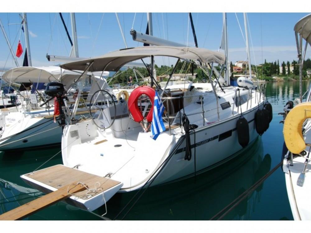 Boat rental South Aegean cheap Bavaria 37 Cruiser