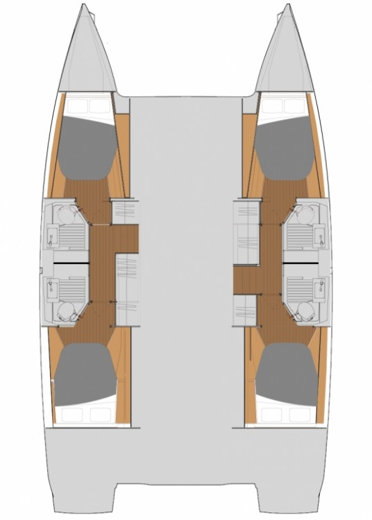 Fountaine Pajot Fountaine Pajot Astrea 42 between personal and professional Peloponnese