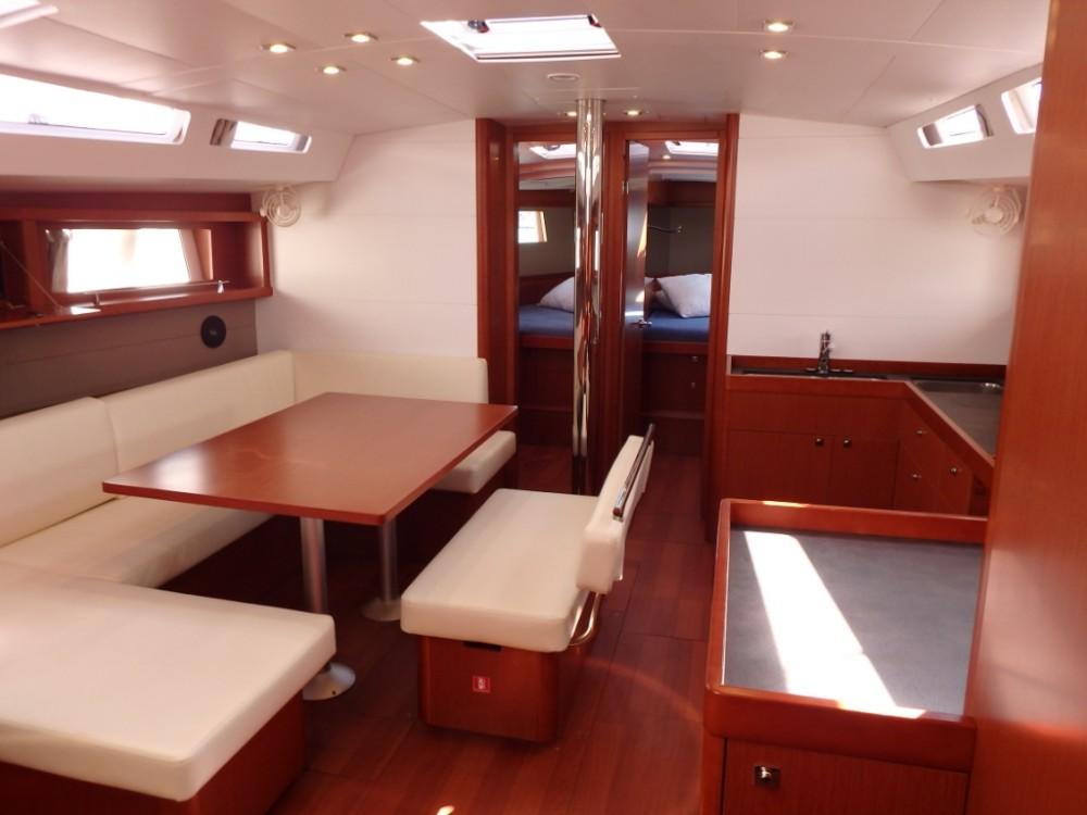 Rental Sailboat in Lefkada - Bénéteau Oceanis 48