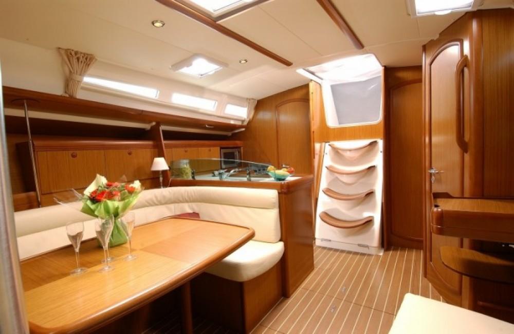 Rental Sailboat in Attica - Jeanneau Sun Odyssey 42i
