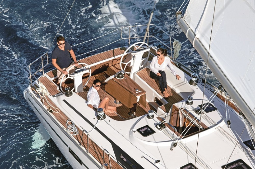 Boat rental Fethiye cheap Bavaria Cruiser 46 - 4 cab.