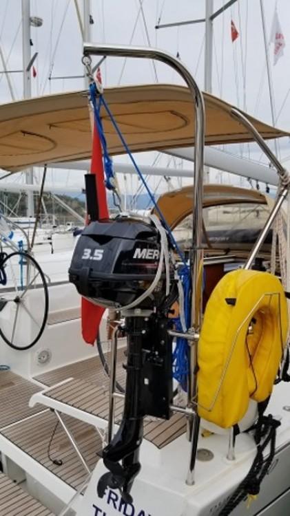 Boat rental Dufour Dufour 350 GL in Fethiye on Samboat