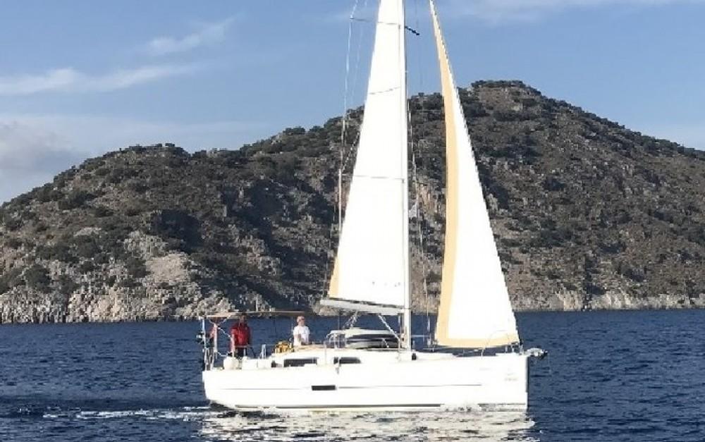 Boat rental Fethiye cheap Dufour 350 GL