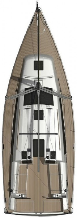 Boat rental Fethiye cheap Dufour 382 GL