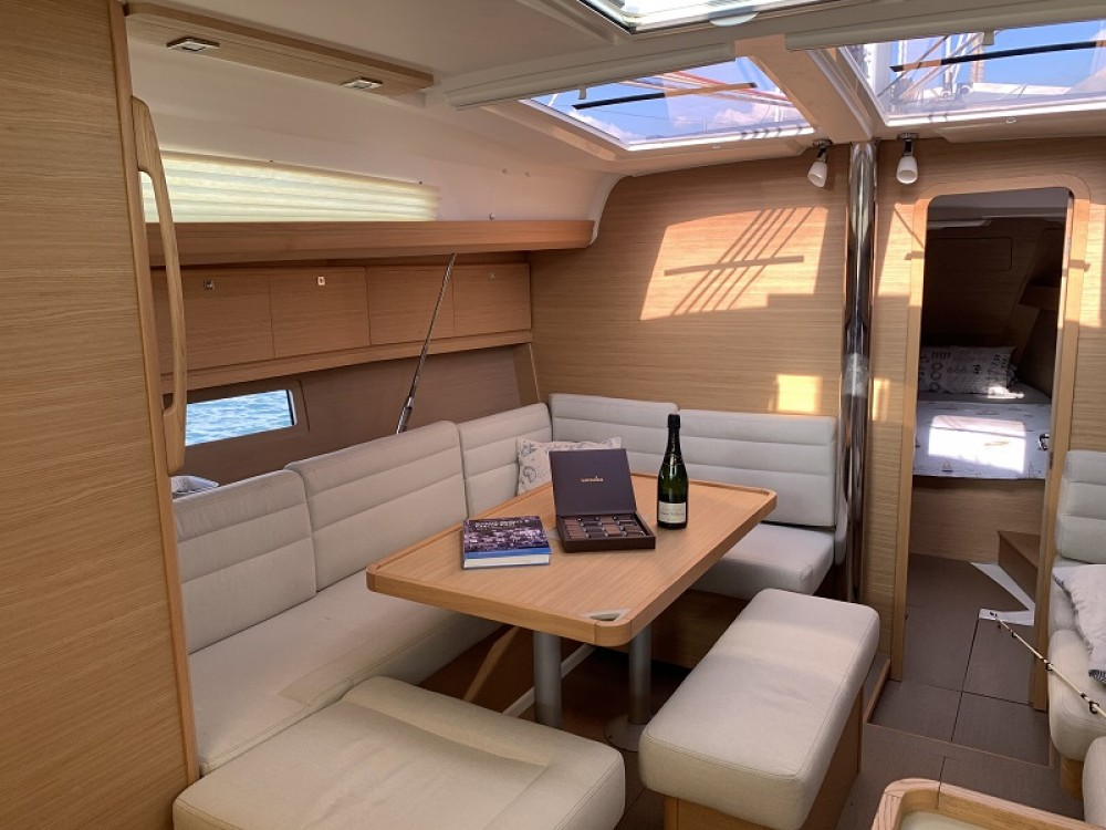Dufour Dufour 412 GL between personal and professional Fethiye