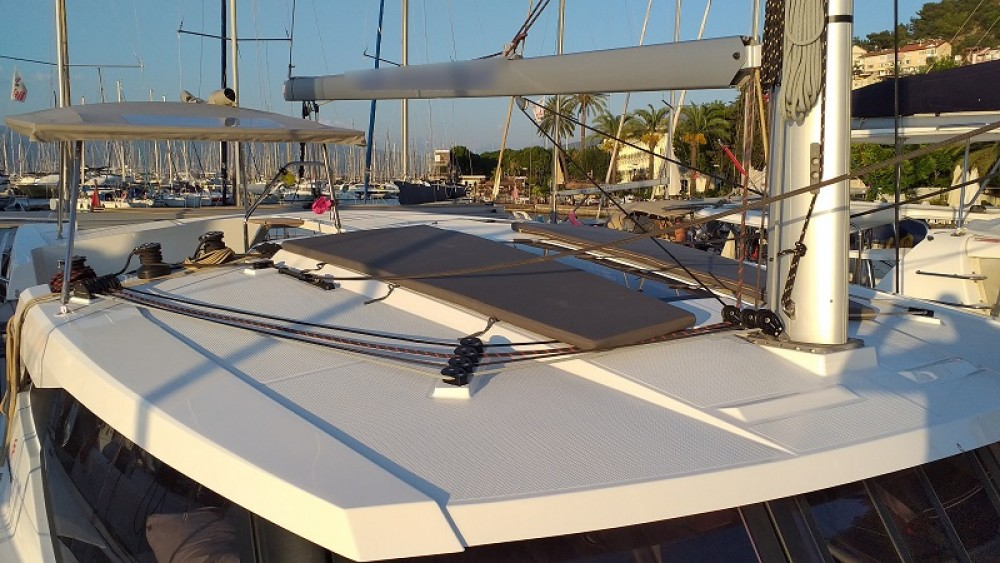 Rental Catamaran in Fethiye - Fountaine Pajot Fountaine Pajot Lucia 40