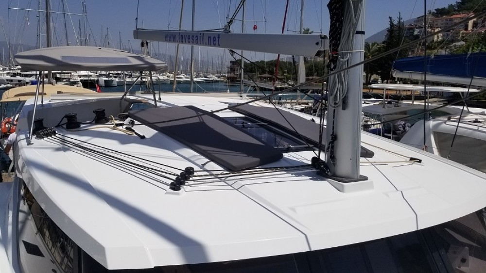 Catamaran for rent Fethiye at the best price