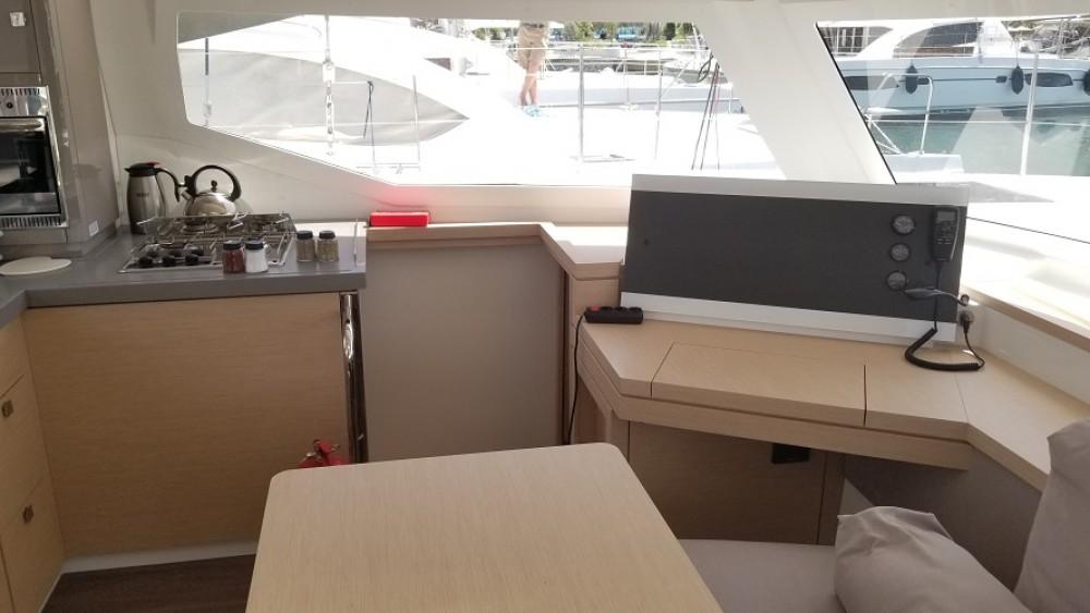 Rental yacht Fethiye - Fountaine Pajot Fountaine Pajot Lucia 40 on SamBoat