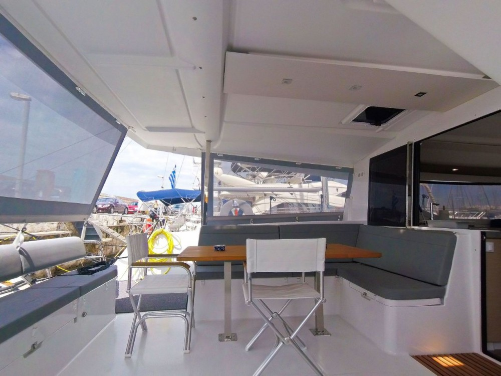 Boat rental Mykonos cheap Lucia 40