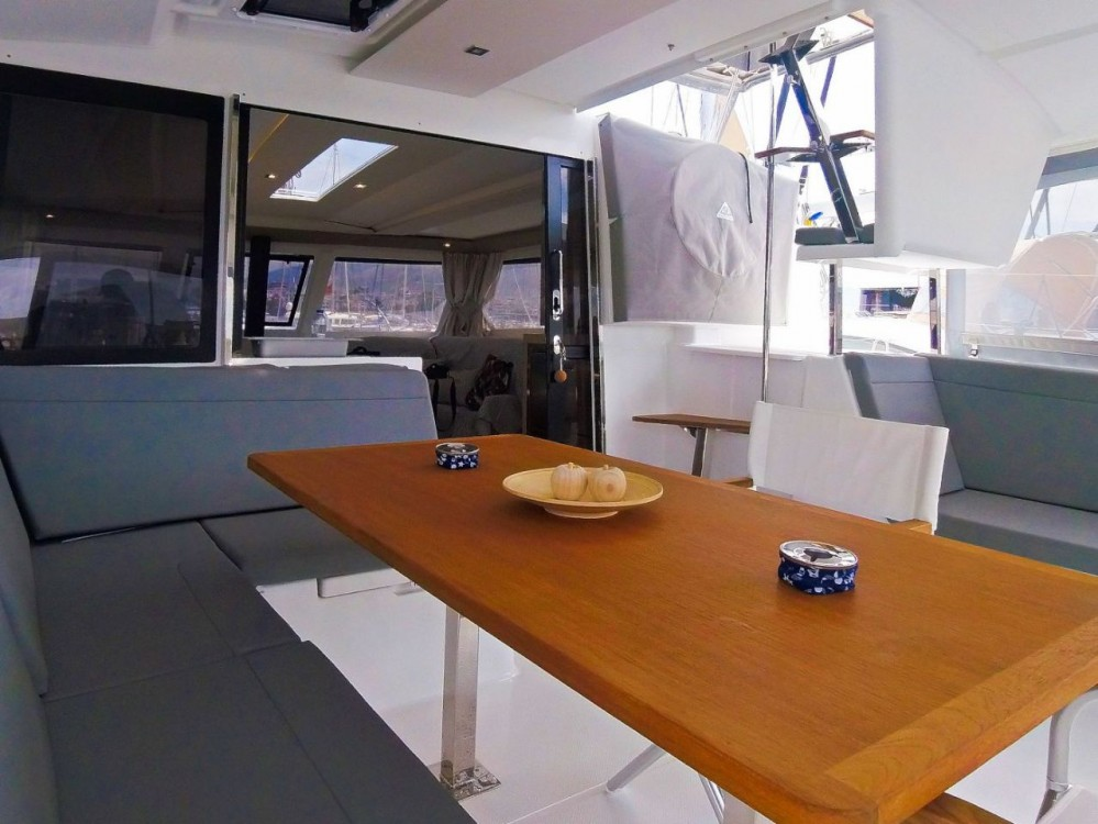 Catamaran for rent Mykonos at the best price