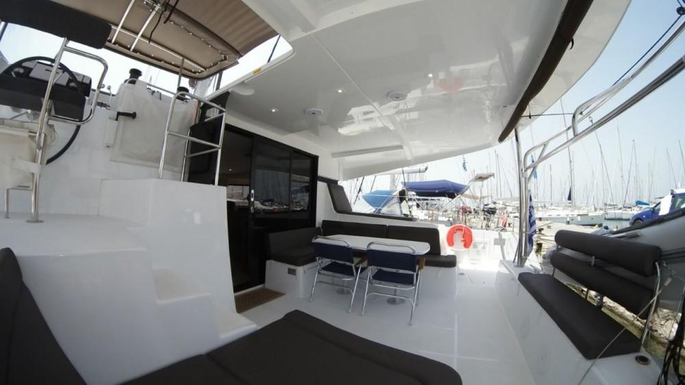 Rental yacht Peloponneso - Lagoon Lagoon 42 on SamBoat