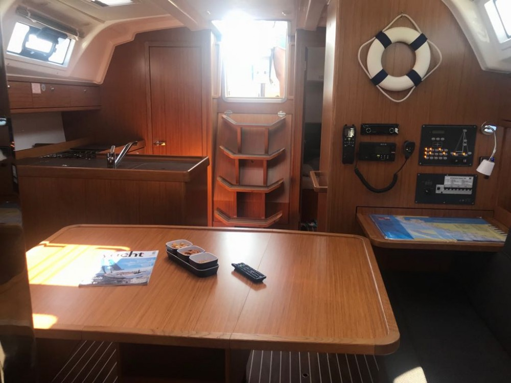 Rent a Bavaria Bavaria Cruiser 37 - 3 cab.