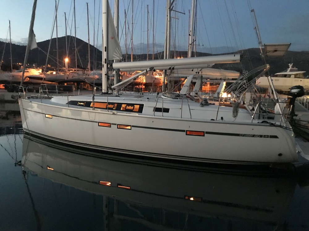 Rental Sailboat in Seget Donji - Bavaria Bavaria Cruiser 46 - 4 cab.