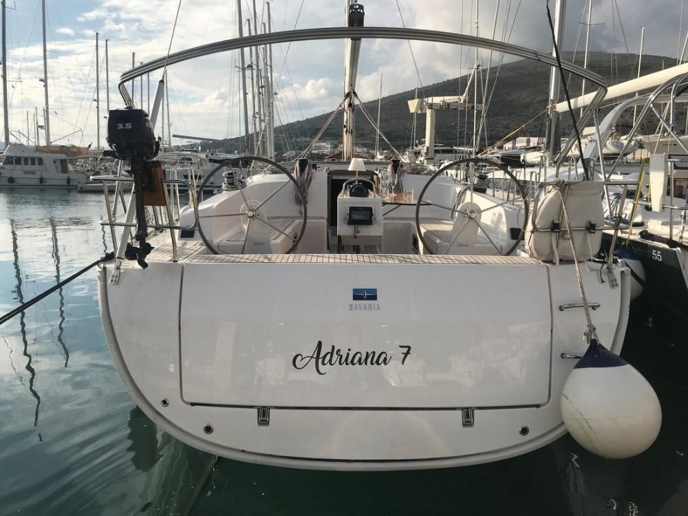 Boat rental Seget Donji cheap Bavaria Cruiser 46 - 4 cab.