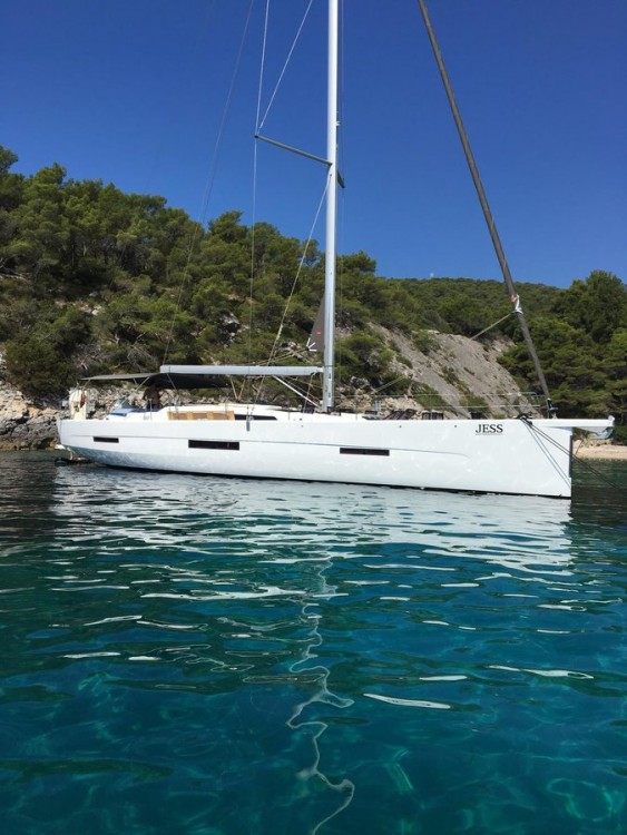 Rental Sailboat in  - Dufour Dufour Exclusive 56 - 4 + 1 cab.