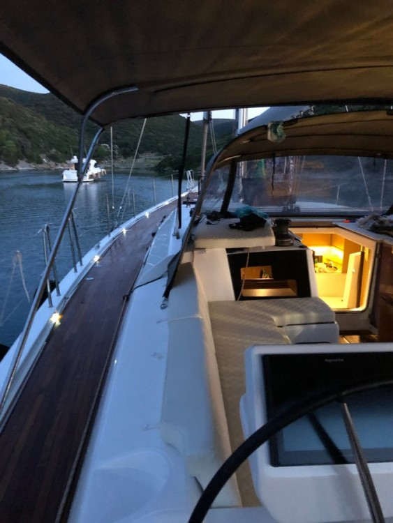 Hire Sailboat with or without skipper Dufour Seget Donji