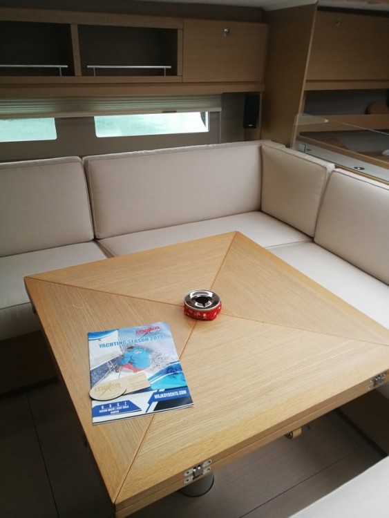 Rental yacht Seget Donji - Dufour Dufour Exclusive 56 - 4 + 1 cab. on SamBoat