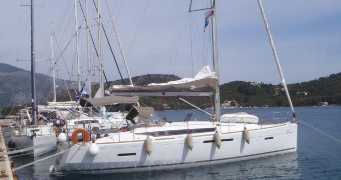Rental yacht Volos - Jeanneau Sun Odyssey 409 on SamBoat