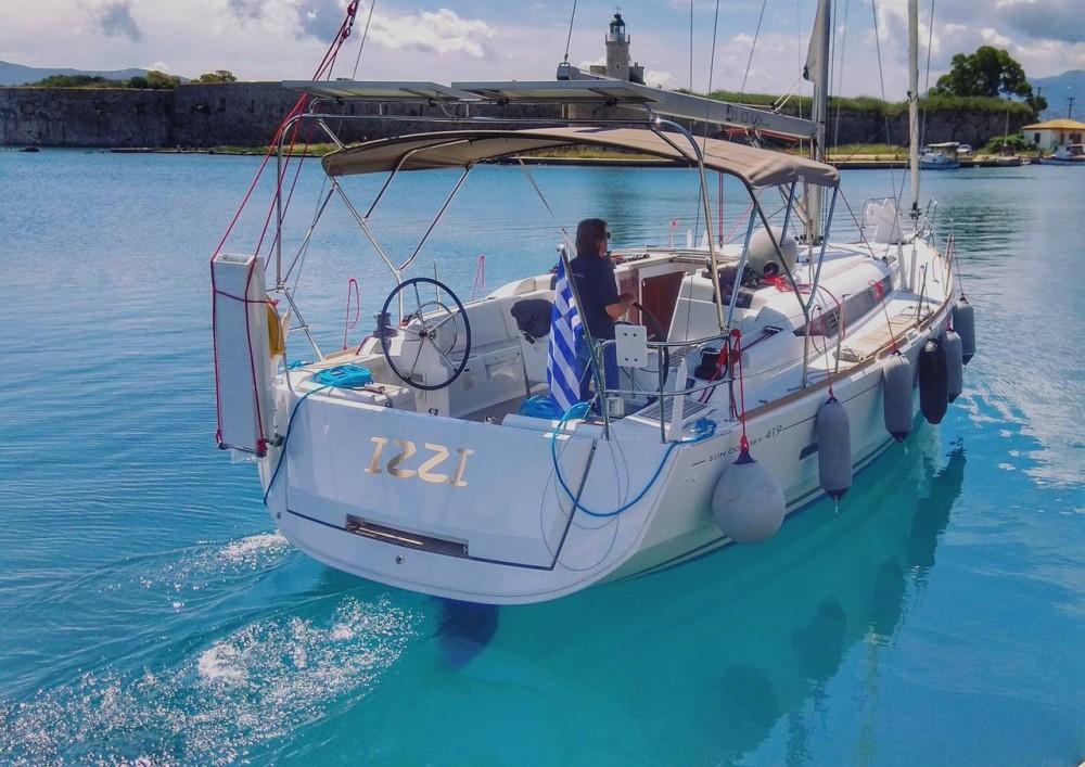 Boat rental Jeanneau Sun Odyssey 419 in Lefkada on Samboat