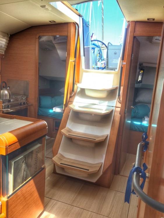 Boat rental Lefkada cheap Sun Odyssey 419