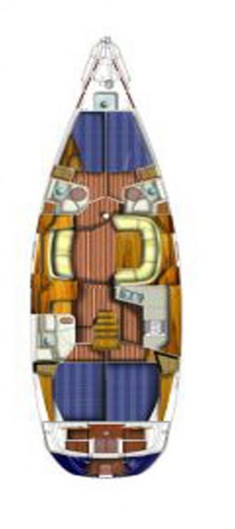 Rent a Jeanneau Sun Odyssey 49 DS Lefkada
