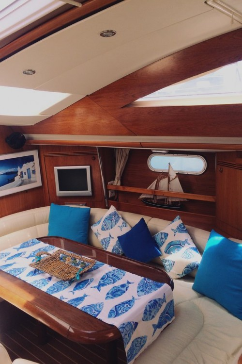 Rental yacht Lefkada - Jeanneau Sun Odyssey 49 DS on SamBoat