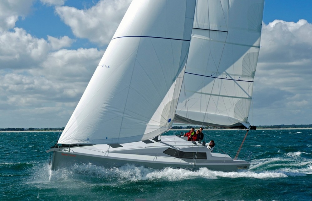 Hire Sailboat with or without skipper Pogo Structures Roses
