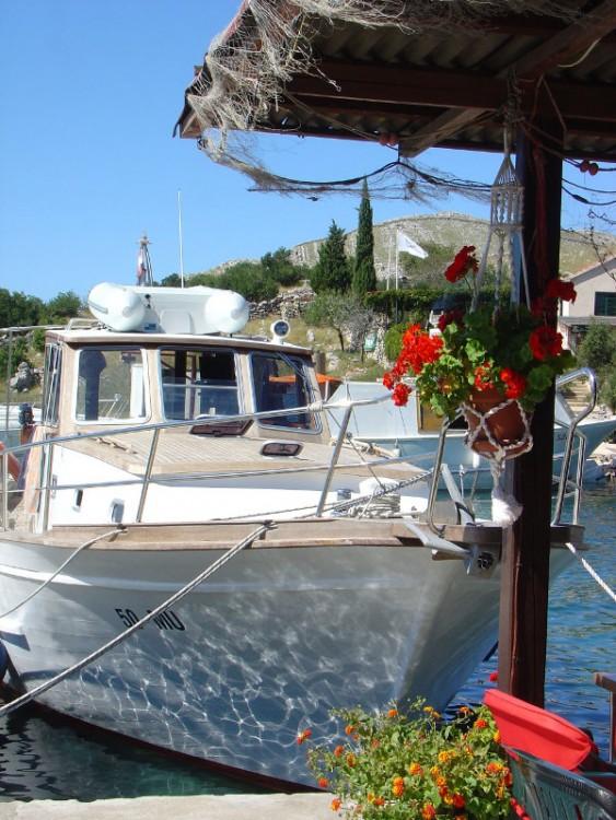 Boat rental Murter cheap Gangaro