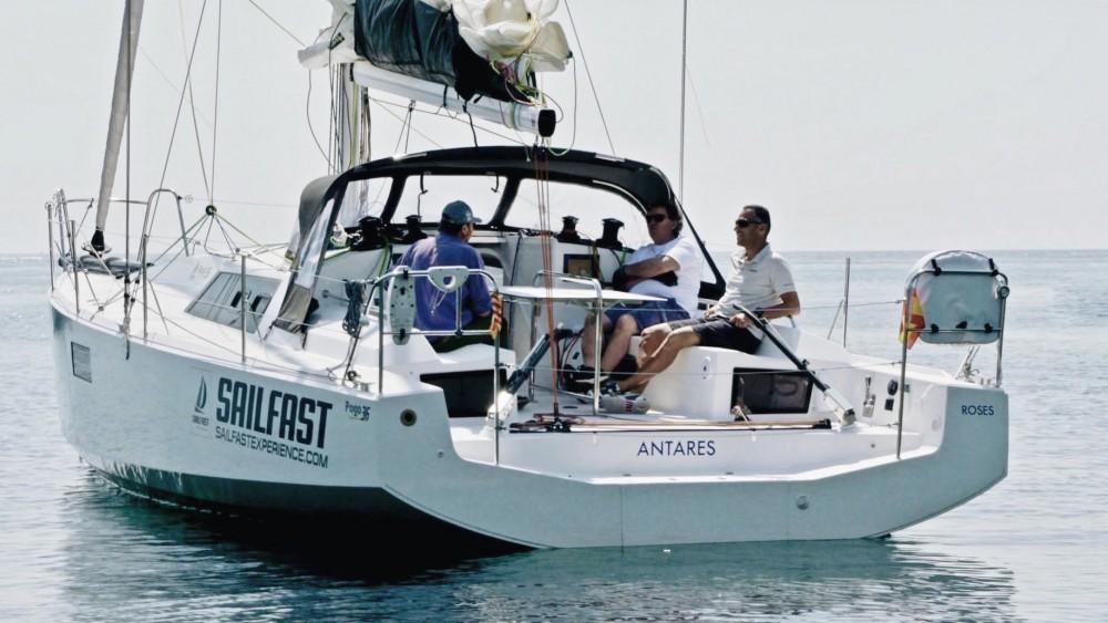 Rental yacht Roses - Pogo Structures Pogo 36 on SamBoat