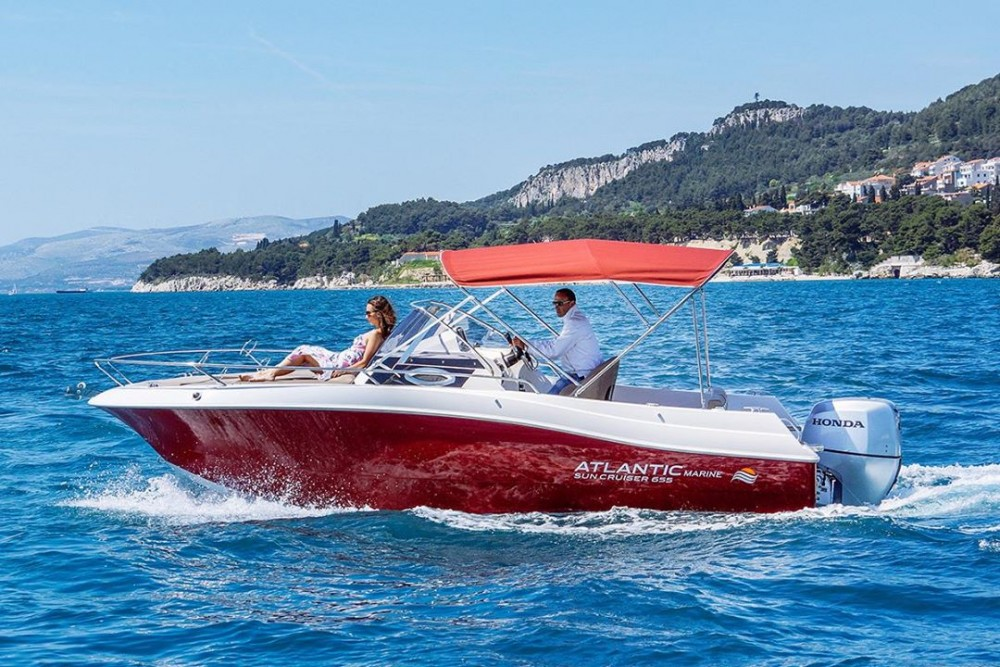 Hire Motorboat with or without skipper Atlantic-Marine Grad Pula
