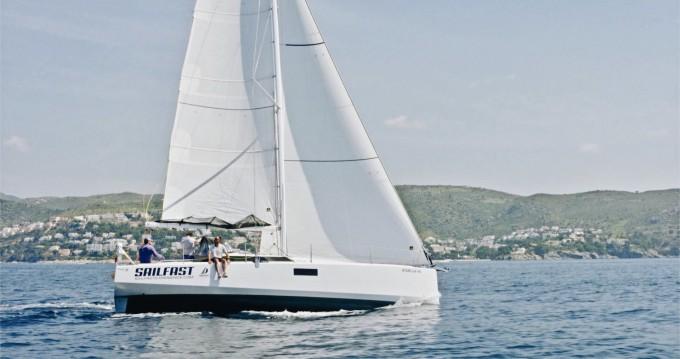 Rental Sailboat in  - Pogo Structures Pogo 36