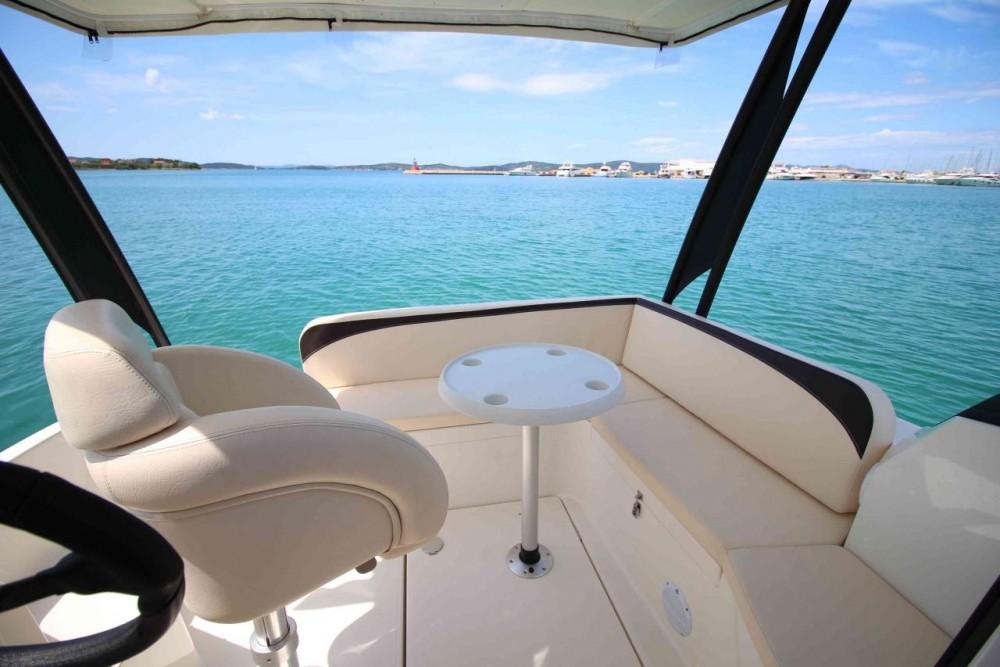 Balt-Yacht Balt 818 Titanium between personal and professional Općina Kukljica
