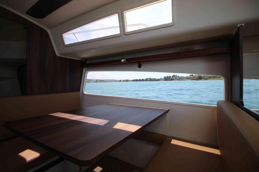 Rental Motorboat Balt-Yacht with a permit