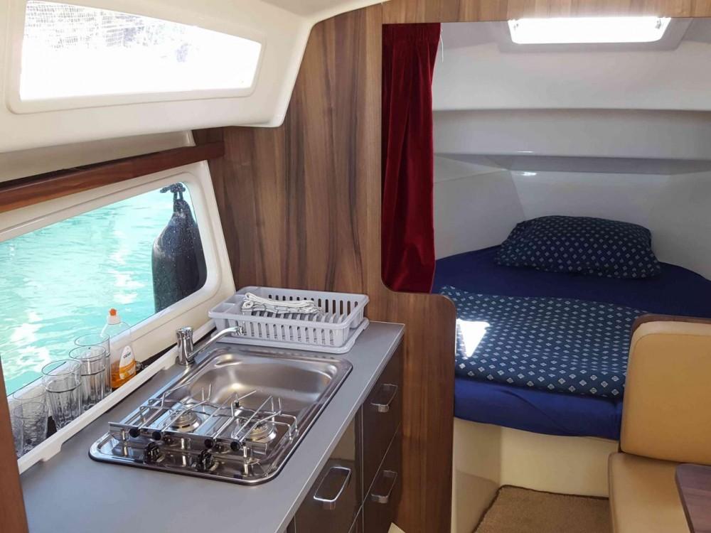 Rental yacht Općina Kukljica - Balt-Yacht Balt 818 Titanium on SamBoat