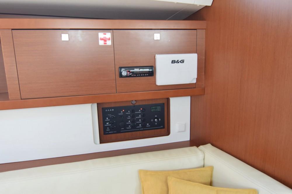 Rental yacht Peloponnese - Bénéteau Oceanis 41 on SamBoat