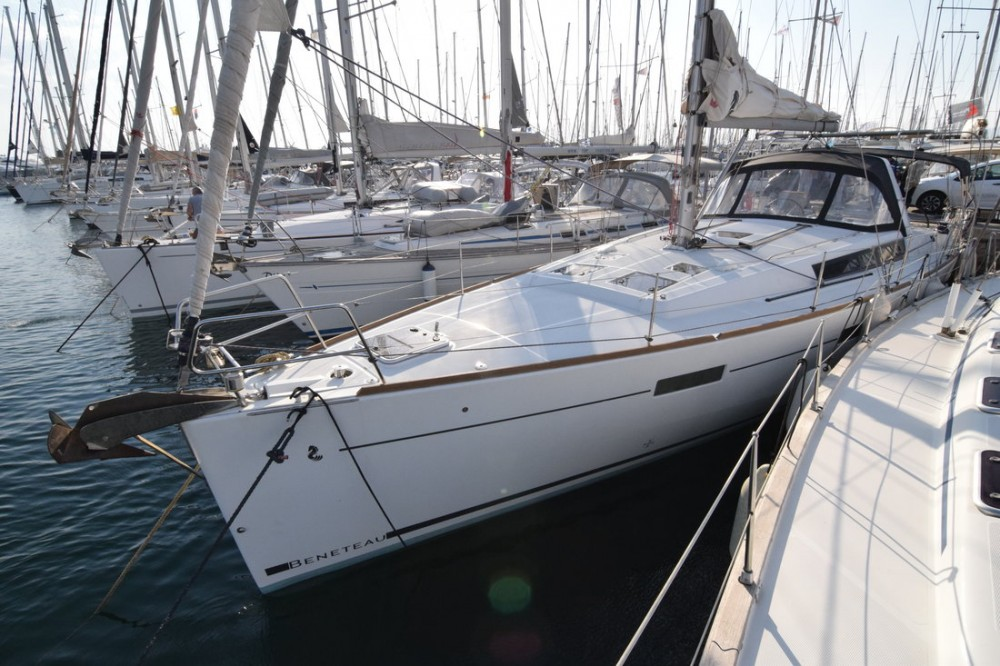 Rental yacht Peloponnese - Bénéteau Oceanis 45 - 4 cab. on SamBoat
