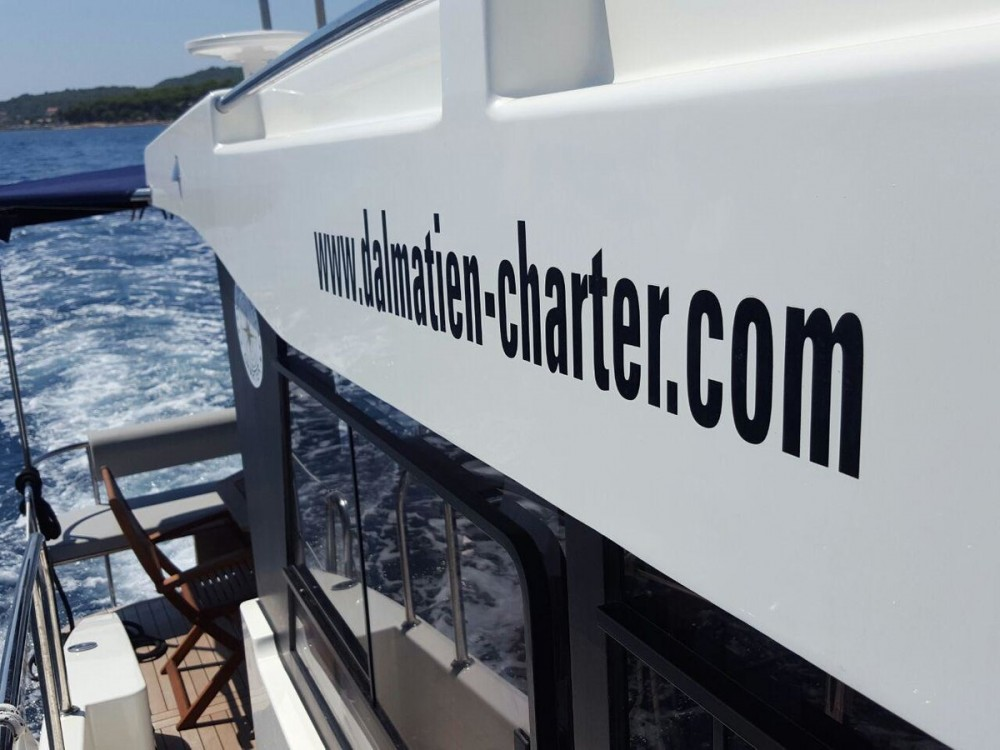 Rental Motorboat Futura-Yachts with a permit
