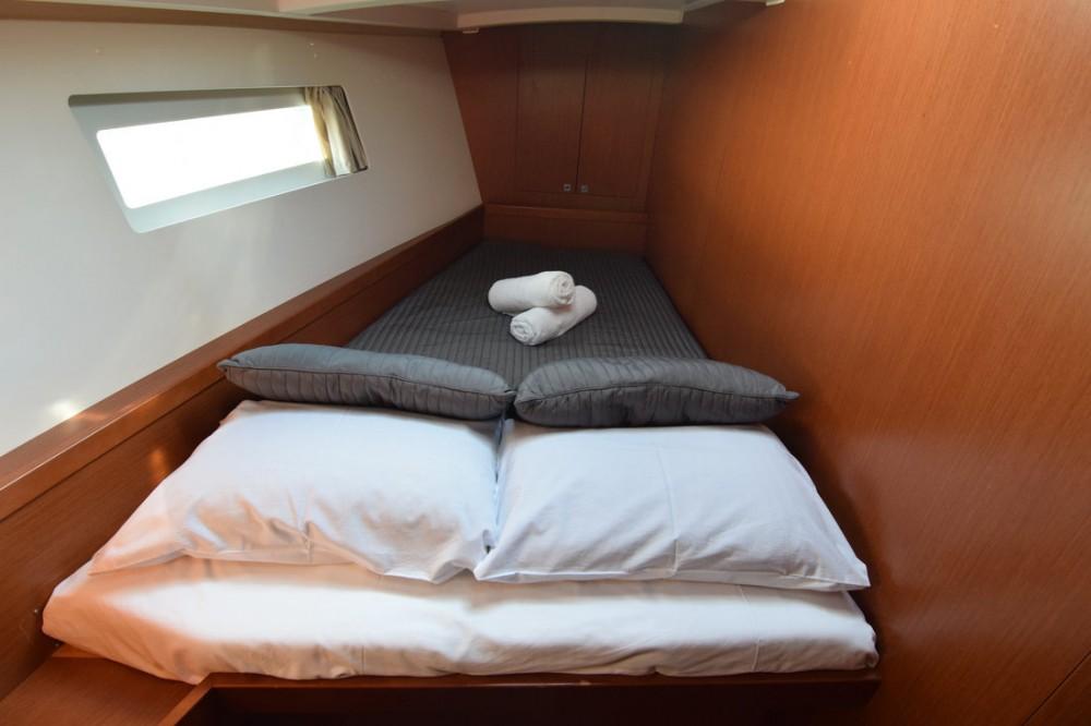 Rental Sailboat in Peloponnese - Bénéteau Oceanis 45 - 4 cab.