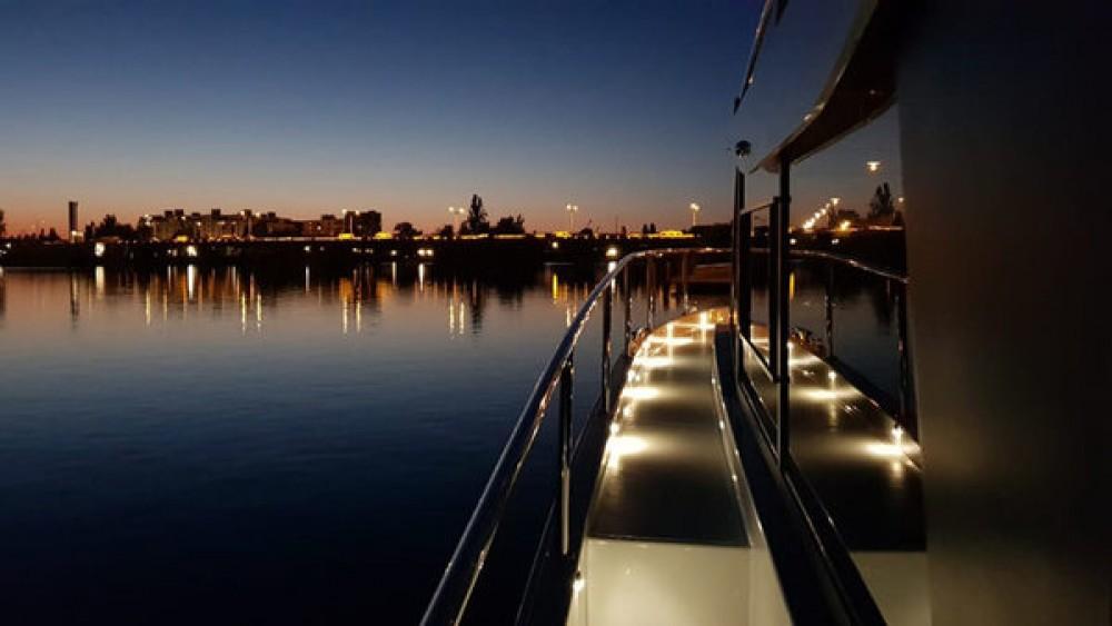 Futura-Yachts Futura 36 between personal and professional