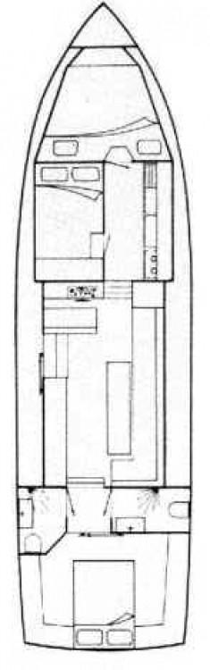 Rental yacht Općina Kukljica - De-Groot Payo 1225 Fly on SamBoat