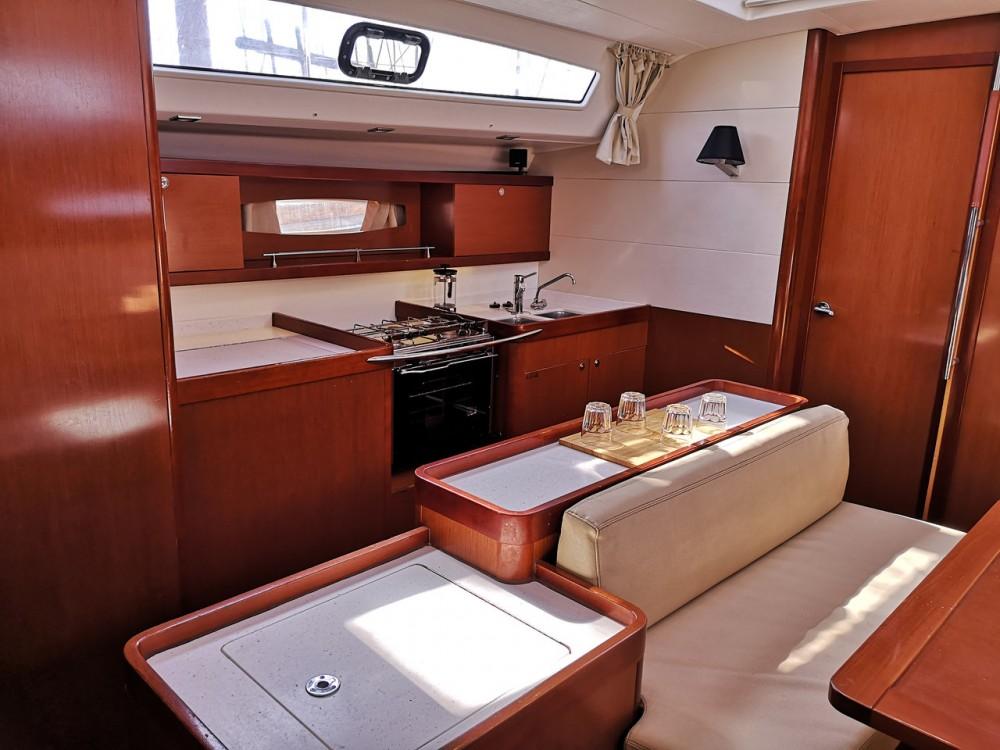 Boat rental Corfù cheap Oceanis 50 - 5 + 1 cab.