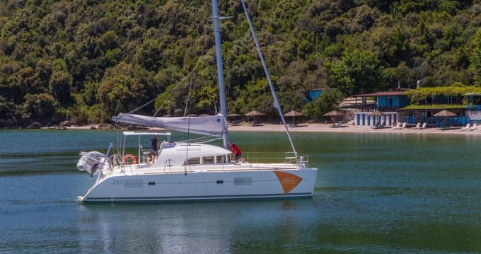 Rental yacht Ionian Islands - Lagoon Lagoon 380 on SamBoat