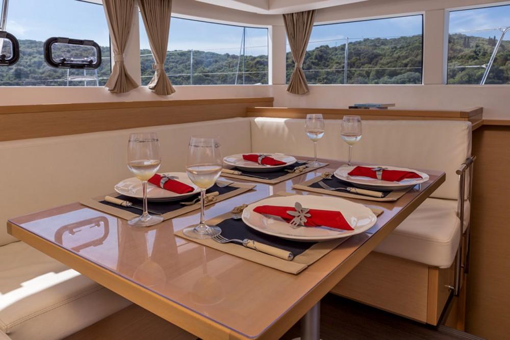 Boat rental Ionian Islands cheap Lagoon 39 - 4 + 2 cab.