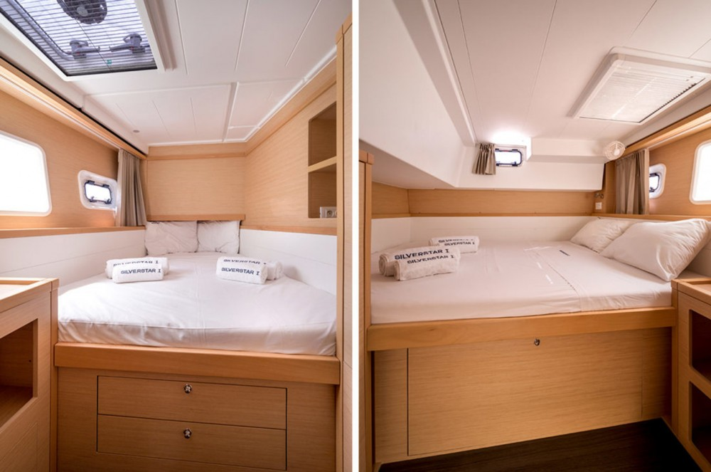 Rental yacht Lefkada - Lagoon Lagoon 39 - 4 + 2 cab. on SamBoat