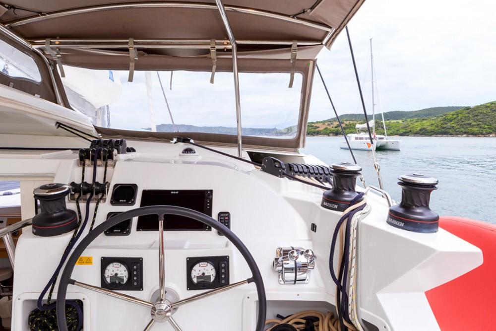 Boat rental Ionian Islands cheap Lagoon 421 - 4 + 2 cab.