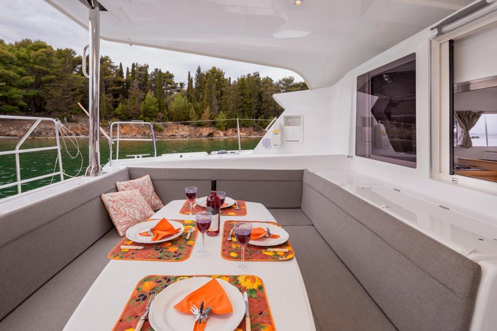 Rental yacht Ionian Islands - Lagoon Lagoon 421 - 4 + 2 cab. on SamBoat